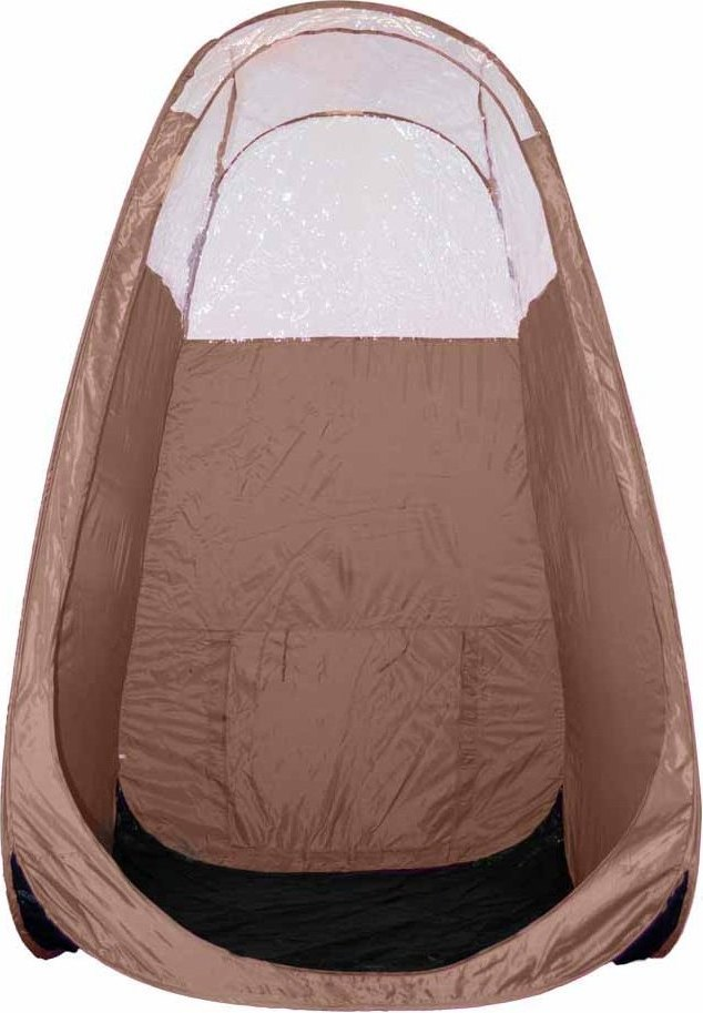 spray tan tent
